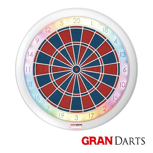ハードダーツと同じ13.2inchサイズ 電子ダーツボード GRAN DARTS 在庫一掃売り切りセール 132 BOARD グランボード132 グランダーツ オンライン限定商品