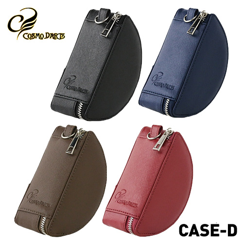 再入荷/予約販売! コンパクトケース スーパーSALE ダーツケース コスモ アクセサリー 安全 ケースD COSMO CASE-D