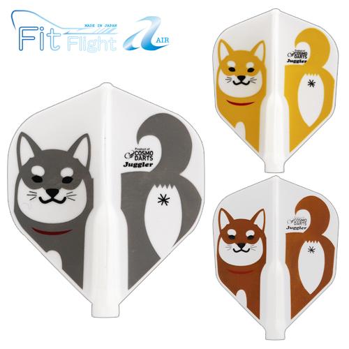 Flight Fit flight * Juggler Shiba dog AIR standard / shape
