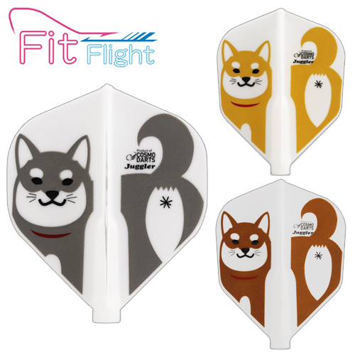 Flight Fit flight * Juggler Shiba dog normal standard / shape
