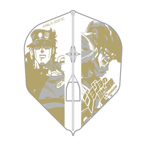 조 조의 이상한 모험 KRYSTAL 세트 4 (承 존 + 폴 ナレフ + アヴドゥル) 10P20Nov15