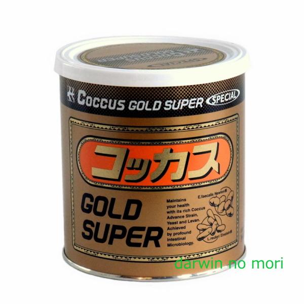 コッカス ゴールドスーパースペシャル 1g×100包 1包に腸内細菌が約1兆個と有用酵母配合【あす楽対応_関東】