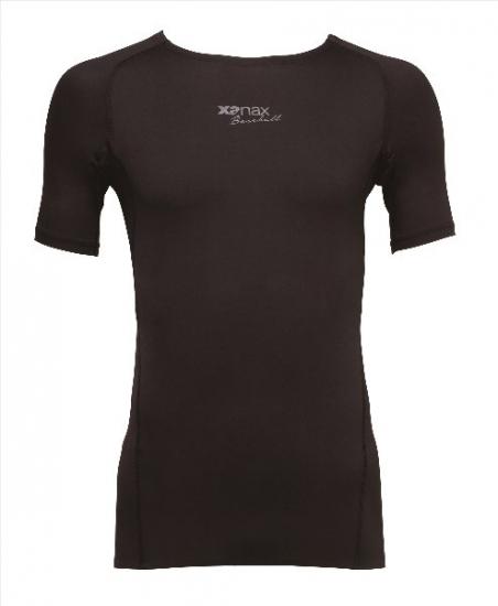 コンプリートアンダーシャツが進化 Xanax ザナックス 伊勢審判本舗が強くオススメするアンダーシャツ 贈与 半袖 ローネック 期間限定今なら送料無料