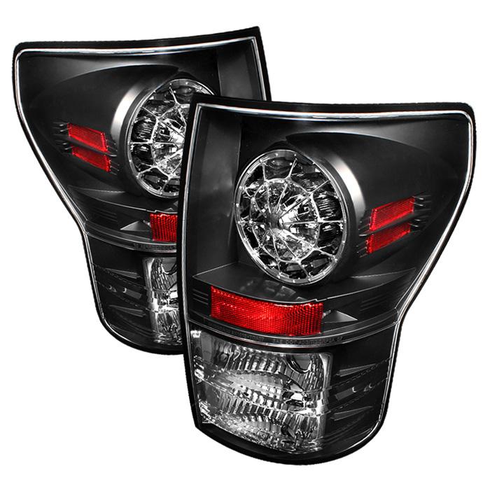 2007年~2013年 タンドラ用LEDユーロテール ブラック