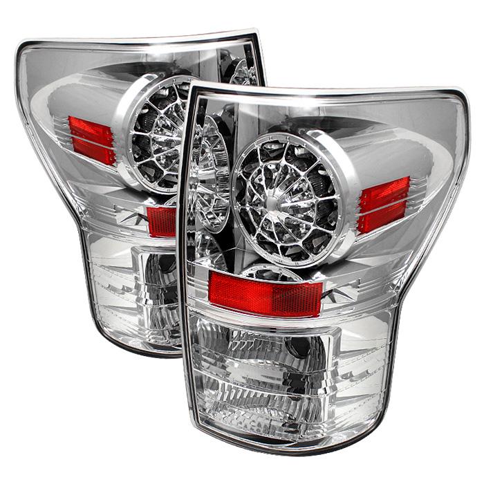 2007年~2013年 タンドラ用LEDユーロテール クローム