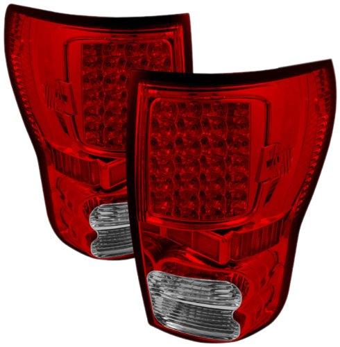 2007年~2013年USトヨタ タンドラ用LEDユーロテール レッドスモーク