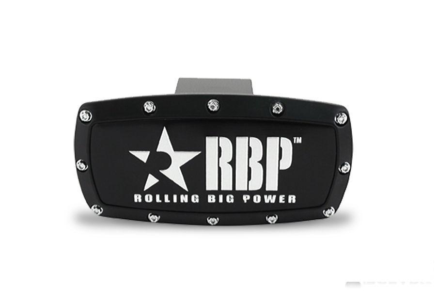 RBP ヒッチカバー ブラック 2インチ☆☆[取付簡単][プレゼントに大人気][USA直輸入][トレーラーヒッチ][デイブレイク]