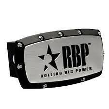 RBP ヒッチカバー シルバー 2インチ☆☆[取付簡単][プレゼントに大人気][USA直輸入][トレーラーヒッチ][デイブレイク]
