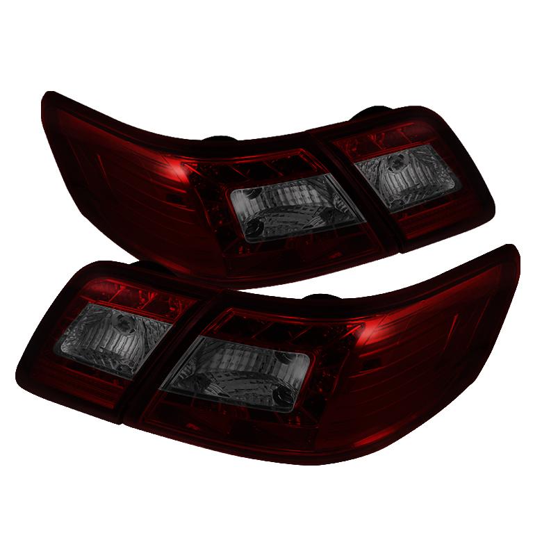 2007年~2009年 北米トヨタ カムリ用LEDテールライト レッドスモーク
