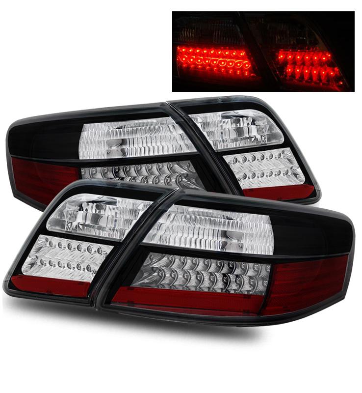 2007年~2009年 北米トヨタ カムリ用LEDテールライト ブラック