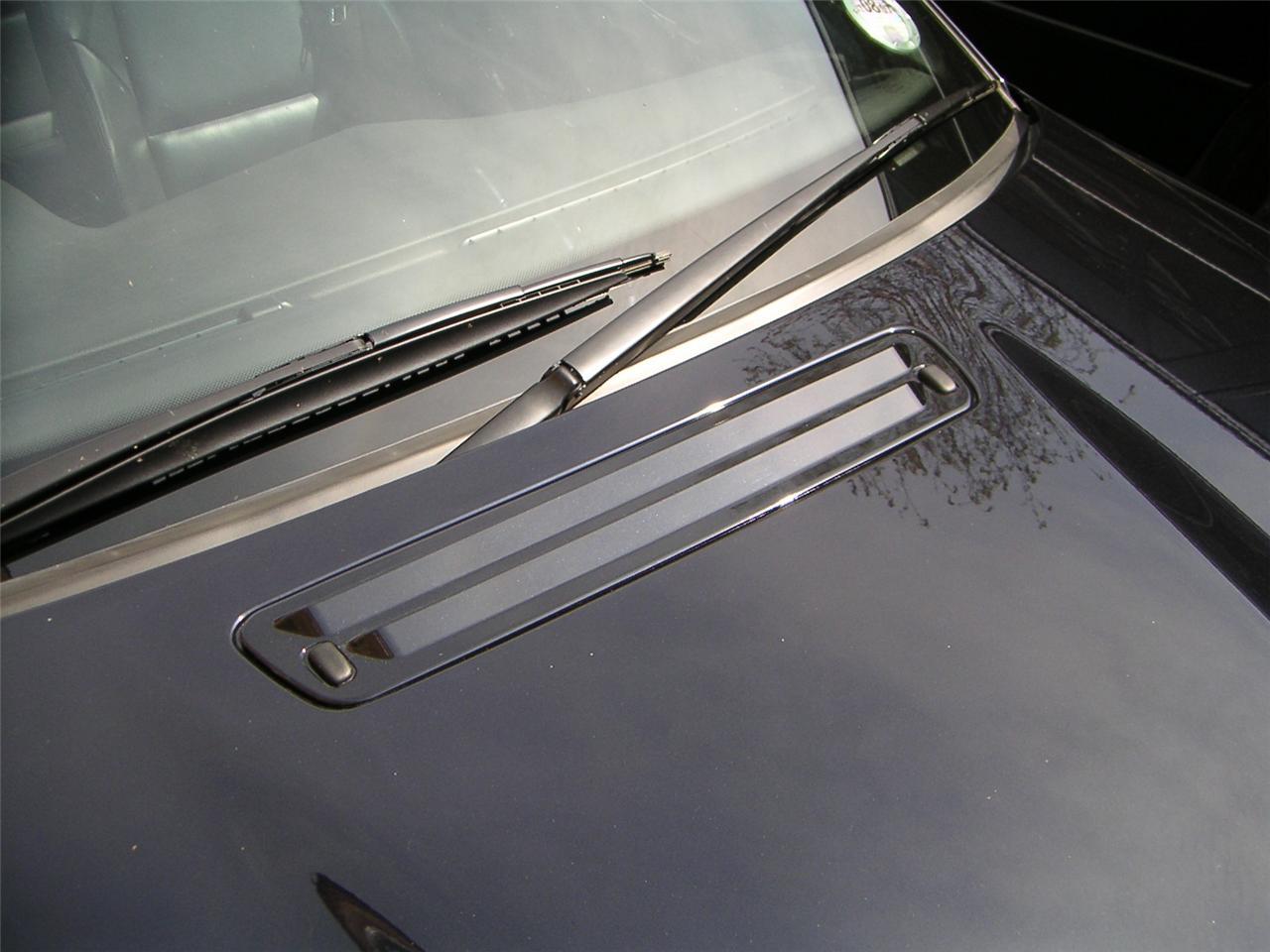 BMW 3シリーズE46用 ボンネットフード ベントカバー