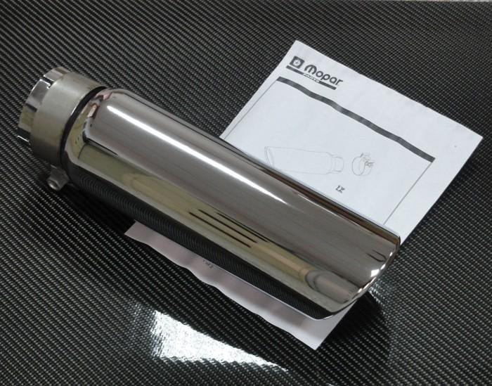 2002年~2014年 ダッジラム1500-3500用MOPAR純正マフラーカッター