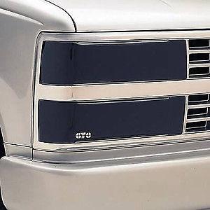 1994年~2000年 タホ サバーバン用GTSスモークヘッドライトカバー [ドレスアップ][取付簡単][アメリカ直輸入][アメ車][逆輸入車][デイブレイク]