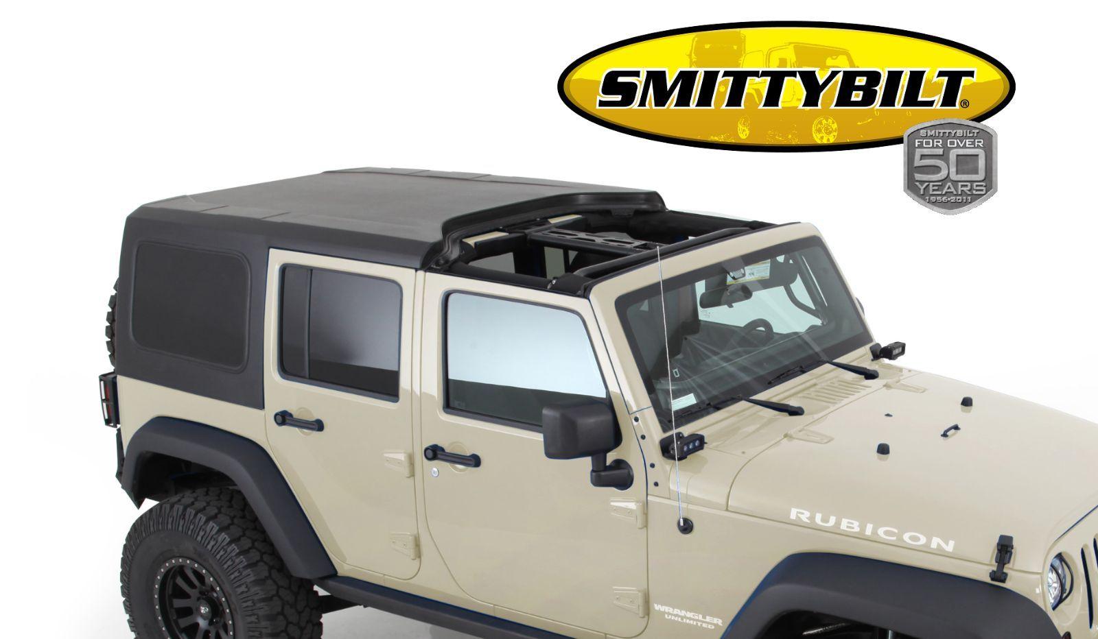 2007年~2015年 ラングラーJK用 Smittybiltハードトップ4ドア用[アメリカ直輸入][送料無料][アメ車][逆輸入車][デイブレイク]