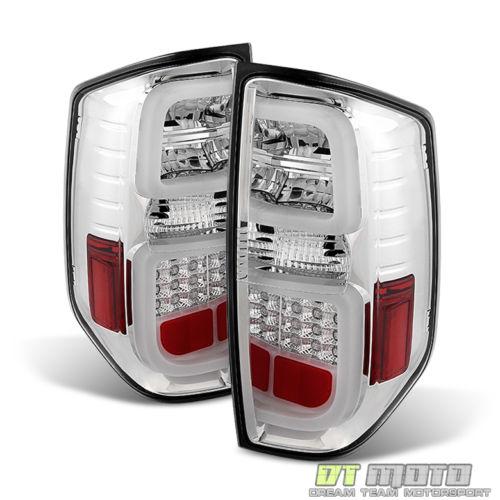 2014~2015USトヨタ タンドラ用LEDテールライトクリアー[USA直輸入][新商品][ドレスアップ][アメ車][逆輸入車][デイブレイク]