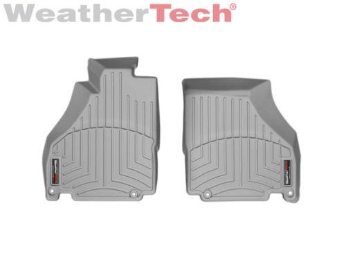 2004年~2011年フェラーリF430用 ウェザーテック フロアマット グレー 灰[USA直輸入][カスタム][ドレスアップ][アメ車][逆輸入車][デイブレイク]