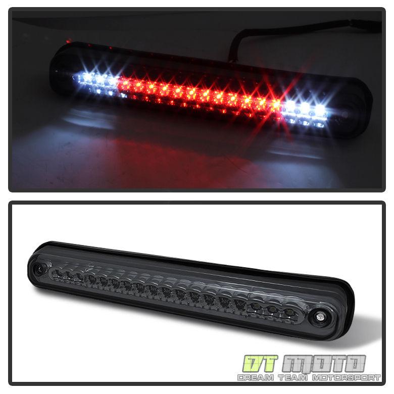 1988年~1998年 シボレーC10 シルバラード用 LEDスモーク ハイマウントライト[USA直輸入][人気商品][ドレスアップ][アメ車][逆輸入車][デイブレイク]