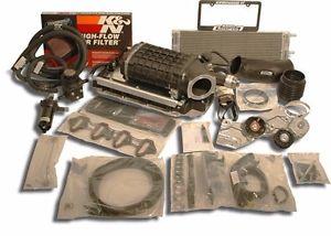 1999年~2003年 GMC キャデラック シボレーSUV用スーパーチャージャー コンプリートキット [マグナソン社製][エスカレード][シエラ][サバーバン][タホ][アバランチ][逆輸入車][デイブレイク]