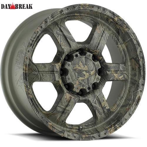 20x9 Camouflage Vision Off Road 5x150 +30 Wheels 35X12.50R20LT Tires 35インチタイヤ 20インチホイール セット[2007~タンドラ][2008~セコイア][ランクル200][アメ車][逆輸入車][デイブレイク][カモフラ]