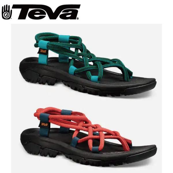 歩きやすいサンダル 入荷しました 超人気 TEVA テバ ハリケーン インフィニティ W HURRICANE スポーツサンダル 紐 INFINITY XLT 1091112 レディース Shoes 特売