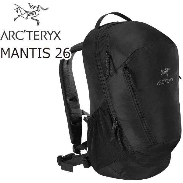 ARC'TERYX アークテリクス MANTIS 26L BACKPACK 7715 マンティス26 バックパック 男女兼用