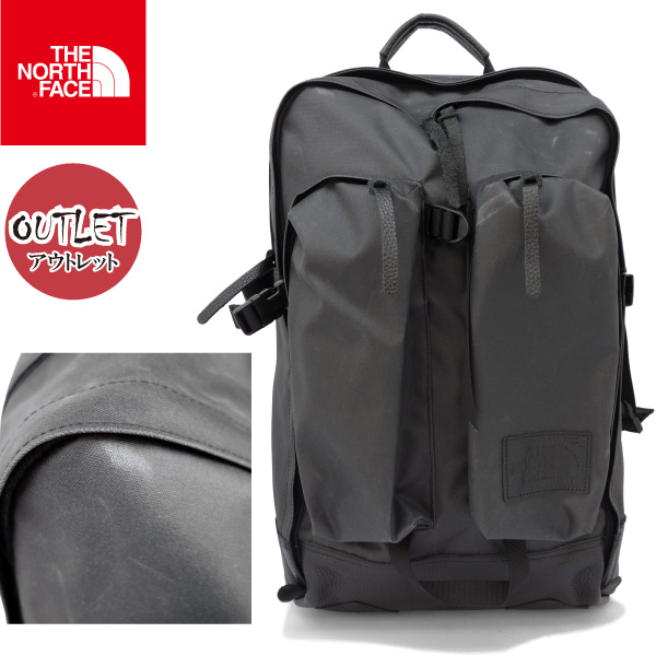 THE NORTH FACE アウトレット クレバッセバックパック CREVASSE BACKPACK バックパック リュック NF0A3G7N ザ ノースフェイス 傷汚れあり