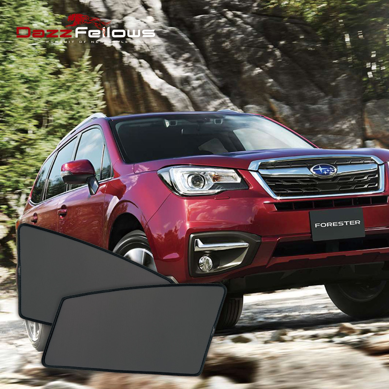 One Touch Sunshade for SUBARU FORESTER|ワンタッチサンシェード for スバル フォレスター/FORESTER/SUBARU/スバル/車種専用/サンシェード(10)