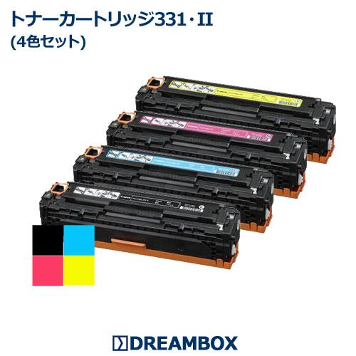 Canon トナーカートリッジ331 (CRG-331各色)4色セット リサイクルLBP7110C,LBP7100C,MF8280Cw MF8230Cn,MF628Cw対応