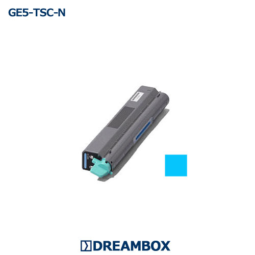 GE5-TSC-N シアントナー リサイクル SPEEDIA GE5000対応