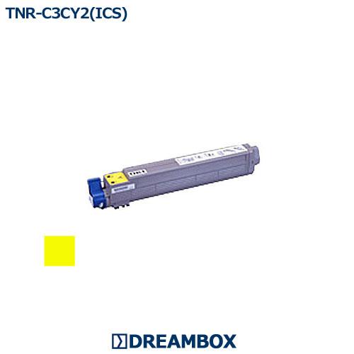 TNR-C3CY2(ICS) イエロートナー リサイクル OC9(会計システム対応)