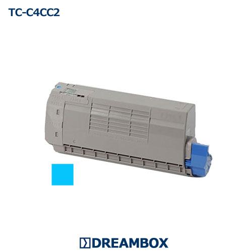 TC-C4CC2 シアントナー リサイクル C712dnw対応