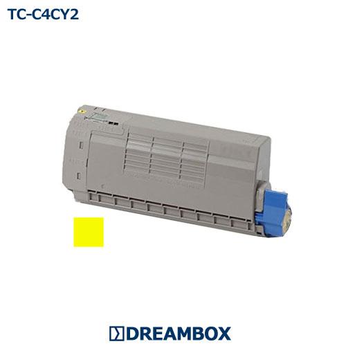 TC-C4CY2 イエロートナー リサイクル C712dnw対応