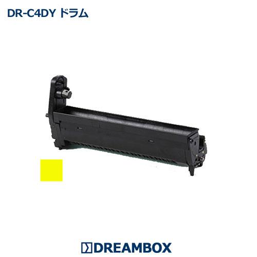 OKI DR-C4DY イメージドラムイエロー 国内純正品 C612dnw対応