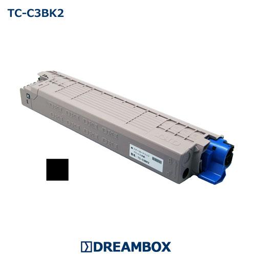 TC-C3BK2 ブラックトナー リサイクル C844dnw,C835dnw,C835dnwt対応