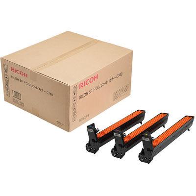 【純正品】RICOH SP ドラムユニット C740(カラー3色) RICOH SP C740/C750/C751対応
