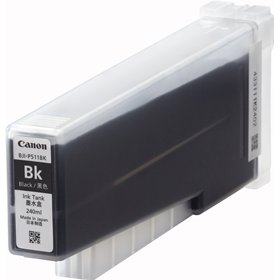 CANON BJI-P511BK [ブラック] 【インク】