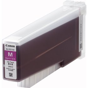 CANON BJI-P511M [マゼンタ] 【インク】