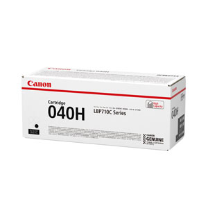 CANON CRG-040HBLK [ブラック] 【トナー】