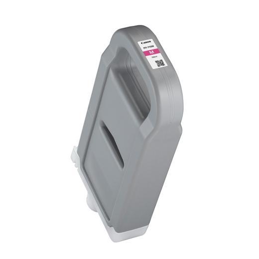 PFI-710M 【~3営業日で出荷】インクタンク ●キャッシュレス5%還元対象● キヤノン PFI-710 M [マゼンタ] 【インク】