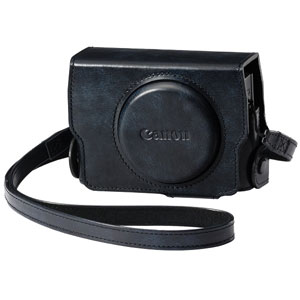 ●キャッシュレス5%還元対象● キヤノン CSC-G8BK [ブラック] 【カメラケース・ポーチ】