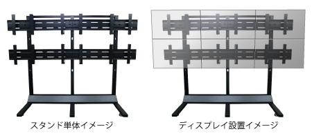 日本フォームサービス(FORVICE) FFP-M2x3-ST55-X 【モニタオプション★】
