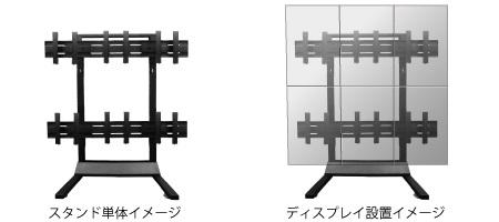 日本フォームサービス(FORVICE) FFP-M2x3-ST55-Y 【モニタオプション★】