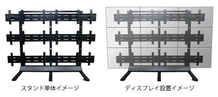 日本フォームサービス(FORVICE) FFP-M3x3-ST55 【モニタオプション★】