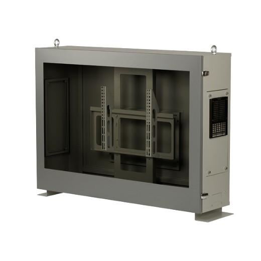 SDS LU55H 【まもる君Lookup Plus 46~55インチ収納用防塵ラック 熱交換器タイプ】