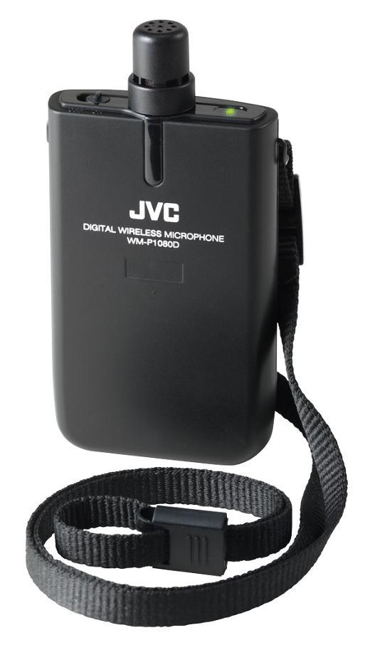 ●キャッシュレス5%還元対象● 送料無料(沖縄、離島を除く) JVC(ビクター) WM-P1080D 【ワイヤレスシステム★マイク】