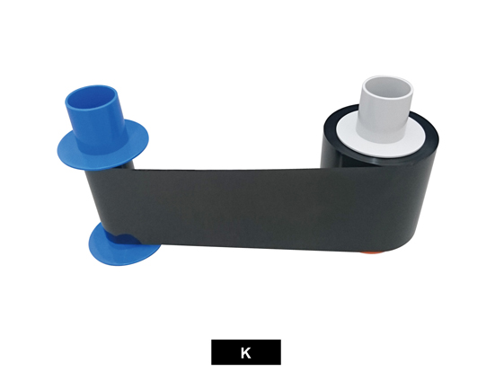 再転写用単色黒リボン K(両面・片面機兼用)型番:84518 FARGOカードプリンタHDP5600シリーズ用
