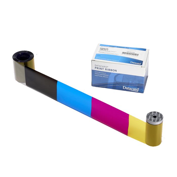 5パネルカラーリボンキット YMCKT 250面 (カードプリンタSD260用)534000-002