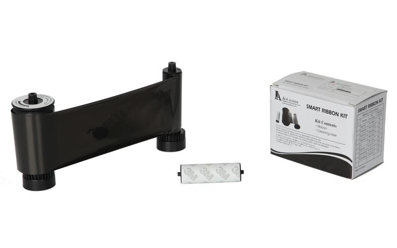 単色インクリボン SS-K(黒)1200面/巻 GRASYS ID200/ID200W/ID170/ID170W用