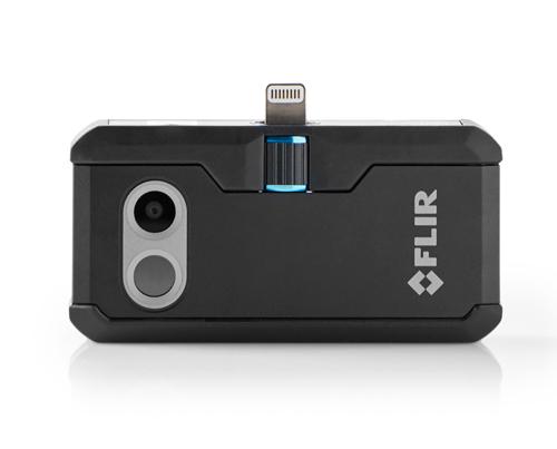 【フリアー】FLIR ONE PRO iOS版 赤外線サーモグラフィカメラアタッチメント スマートフォン用 -20℃~400温度検知可能!