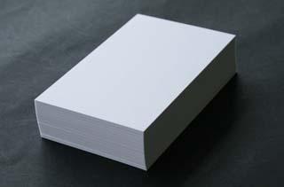 ホワイトを基調としたA4サイズのFSC森林認証紙です 名刺紙箱が同梱されています A4名刺用紙 FSC森林認証 ホワイトプリンス N CoC 10面付 低価格化 贈物 141198※レーザープリンタ用です 印字後 用紙110枚 名刺カッター 0.196mm厚 裁断機にて裁断加工が必要 紙だけの窓付名刺箱10個付 代引き不可